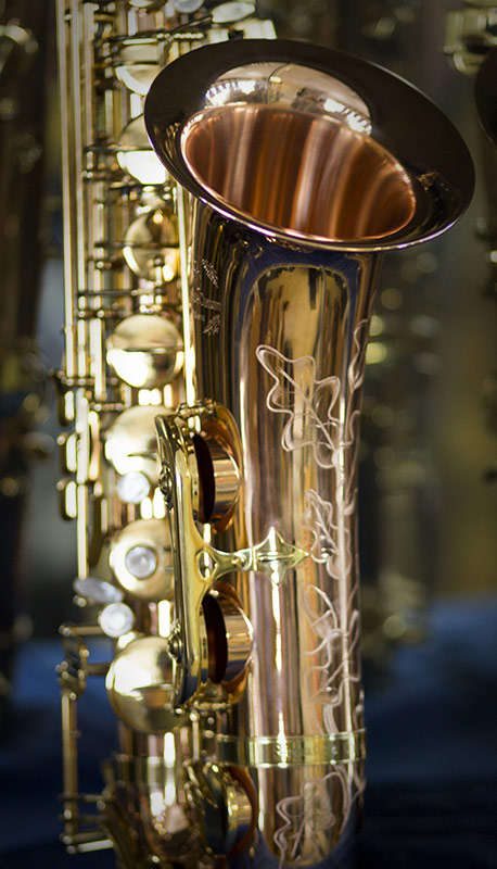 Trevor James Phosphor Bronze Sax