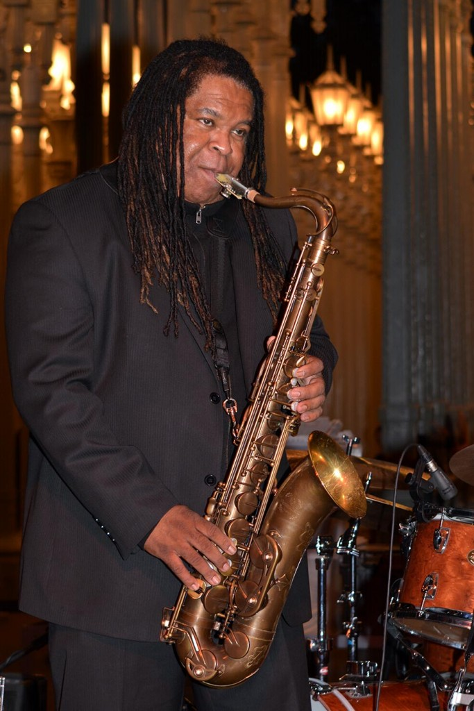 Professional Tenor Sax Louis Taylor