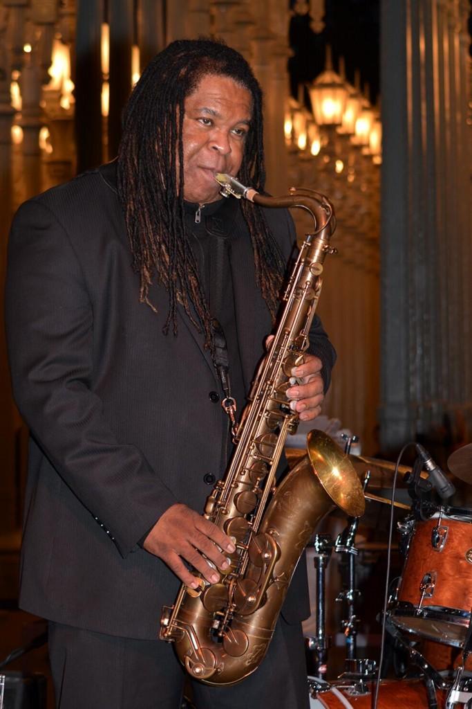 Professional Tenor Sax Louis Taylor